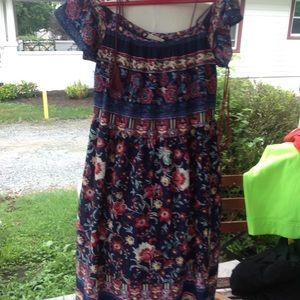 Womans Anthropologie Dress.